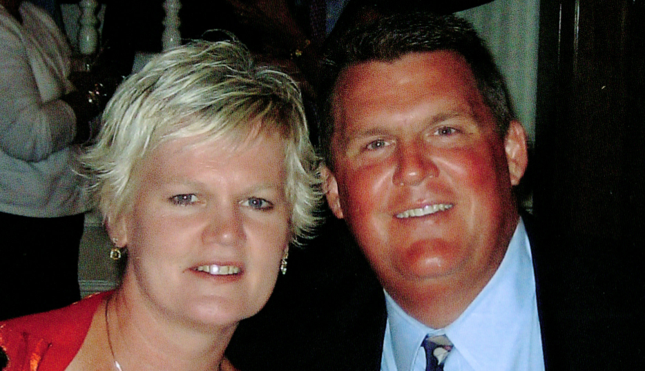 John and Renee Orlando - Owners of Meriwether's Restaurant